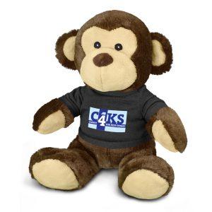 2020 Plush Monkey