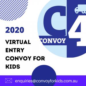 2020 VIRTUAL CONVOY REGISTRATION